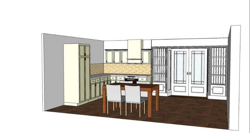 Sketchup voor iedereen for 3d keuken tekenprogramma