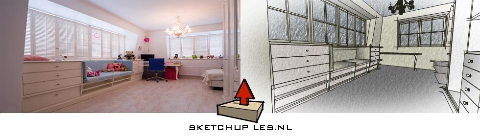 Sketchuplesnl Sketchup Voor Iedereen